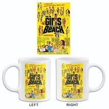 The Girls On The Beach - 1965 - Movie Poster Mug - $23.99+