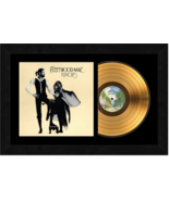 """""""Rumors"""" by Fleetwood Mac 17 x 26 Framed 24kt Gold Album with Cover  - $198.95"""