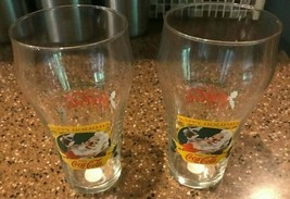 1997 Coca-Cola Set of Glasses Holidays - $17.70