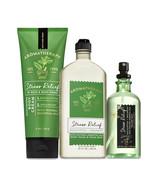 Bath & Body Works Aromatherapy - Eucalyptus + Spearmint Trio Set - $49.95