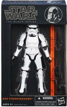 Star Wars The Black Series Stormtrooper 6 in action figures orange line series - $29.95