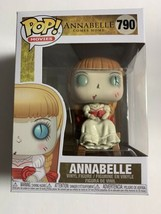 Funko POP! Movies #790 Annabelle Comes Home (in Chair)  Horror Figure  - $12.30