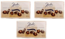 3 Boxes of Hamlet Sea Shells Milk Chocolate Candy - $52.24