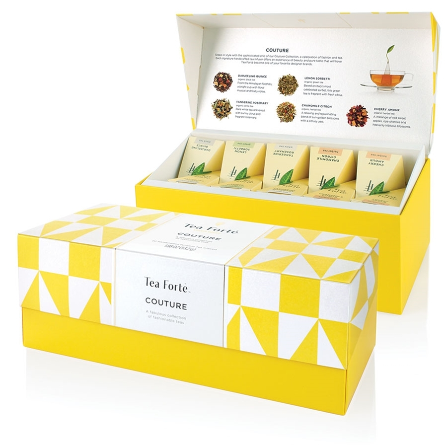 Tea Forte Couture Collection Infusers - 10 Infusers Box - $21.21