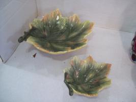 Kaldun & Bogle Ceramic Stoneware Leaf Bowl Set, Home Decor Serving  D2 - ₹1,421.54 INR
