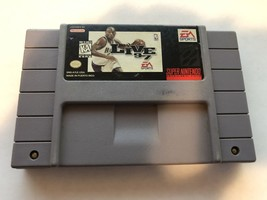 NBA Live 97 - Super Nintendo SNES - Cleaned & Tested - $4.85