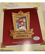 "Hallmark Keepsake Ornament ""Every Kid's a Star!"" Baseball/Softball Photo... - $9.65"