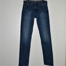 LEVI'S MEN'S JEANS ~ 511 ~ 32 x 36 Slim Fit ~ Excellent ~ Med / Dark Blue - $24.70
