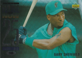 1994 Upper Deck #50 Gary Sheffield FUT - $0.50