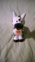 Fisher Price Little People A-Z Alphabet Learning Zoo Replacement Z Zebra - $5.00