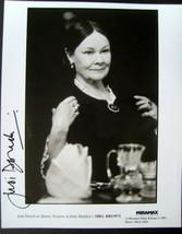 JUDI DENCH (MRS BROWN) ORIGINAL AUTOGRAPH PHOTO - $123.75