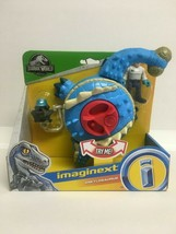 Jurassic World Imaginext Ankylosaurus Figure Set Toy New in Box - $14.95