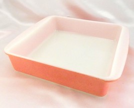 "Pyrex 222 Desert Dawn Square Baking Dish Vintage Speckled 8""x8"" Made in the USA image 2"