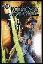 Kolchak The Night Stalker Devil in the Details Trade Paperback TPB Cult ... - $40.00