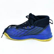 Under Armour Boys' Pre-School UA Lockdown 3 Basketball Shoes Youth Size 3Y image 6