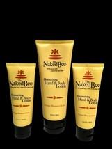 The Naked Bee Orange Blossom Honey Hand & Body Lotion 6.7 oz & 2.25 fl o... - $24.77
