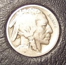 1917-D Buffalo Nickel G4 Semi-key #181 - $14.39