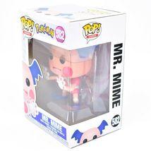 Funko Pop! Games Pokemon Mr. Mime #582 Vinyl Action Figure image 6