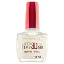Maybelline SuperStay Gel 3D effet repulpant couvrance parfaite 10 ml.  - $17.81