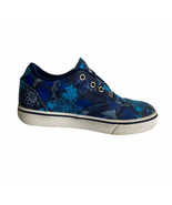 HEELYS Launch Hawaiian Floral Low Top Skating Shoes Youth Size 3  - $17.34