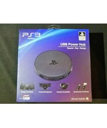 SONY Playstation 3 USB Power Hub Charger Controller Headset 5 Port- Free... - $14.84