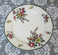 """Small Bread & Butter Plate Dish Old Leeds Spray by Royal Doulton 5.5"""" Gr... - $11.99"""