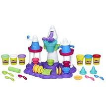 Hasbro Komugi Nend Play ? Do Cream Castle 6 Colors Set Children's Educat... - $96.10