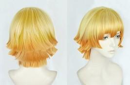 Kimetsu no Yaiba Zenitsu Agatsuma Cosplay Wig Buy - $30.00
