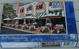 BRAND NEW FACTORY SEALED 500 PiecePuzzlebug Jigsaw Puzzle South Beach, M... - $5.93