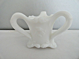 Kemple Milk Glass Toothpick Holder Collectible - $10.00