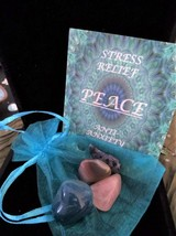 Peace Crystal Healing Bag - $18.00