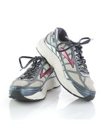 Brooks Dyad 8 Womens Running Athletic Shoes Size 8 Gray Blue Pink SN 120... - $39.41