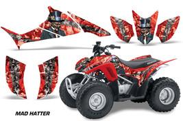 ATV Graphics Kit Quad Decal Sticker Wrap For Honda TRX90 2006-2018 HATTER S R - $128.65