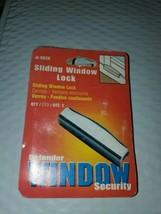PRIME-LINE U-9828 Sliding Window Lock [New In Package] - $9.85
