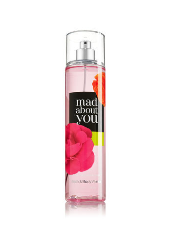 Bath & Body Works MAD ABOUT YOU Fine Fragrance Mist 8 oz / 236 ml