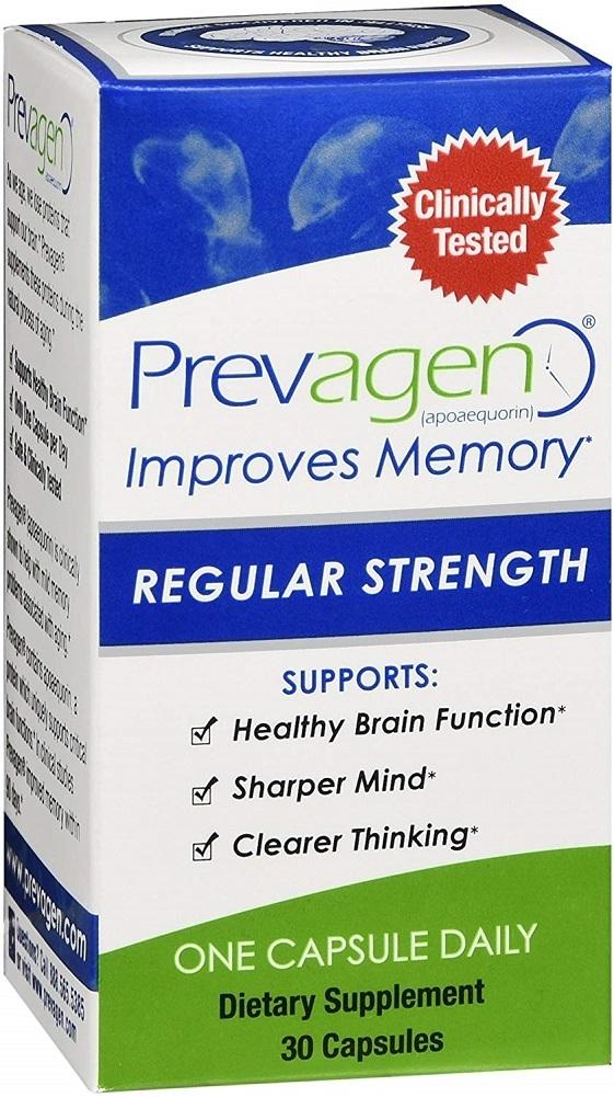 Prevagen Regular Strength,10 mg - 30 Count Bottle - $199.42