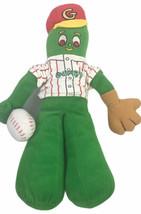 """2001 Good Stuff Gumby 15"""" Baseball Player Plush Stuffed Animal Doll Jers... - $13.85"""