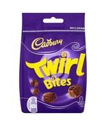 Cadbury Twirl Bites 109g - $4.74