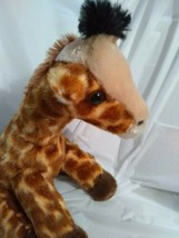 "12"" Giraffe Plush Stuffed Animal DESTINATION NATION AURORA WORLD - $10.30"