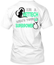 I'm A Vet Tech T Shirt, I Love Doctor T Shirt - $9.99+
