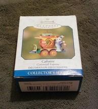 2000 Keepsake Ornament Caboose Cottontail Express - $7.92