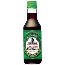 Kikkoman Light Soy Sauce, 10 Ounce - $9.99
