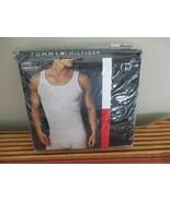 BNIN Tommy Holfiger 3pk Men Cotton tanks/A-shirts, Classic Fit, Black, P... - $24.00