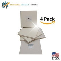 (Money Saver Four Pack) (800 Labels) Preferred Postage Supplies USPS APPROVED Pi - $17.76