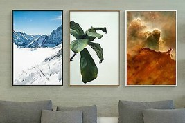 Elegant Custom Framed Canvases 16x16 Wall Art Customize Canvas  with your Artwor image 1