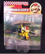 Hot Wheels Mariokart diecast Standard Kart BOWSER KITE NEW - $13.96