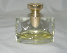 Bvlgari Bulgari Pour Femme Eau De Parfum Spray 1.7oz 50ML EDP Made In Italy USED - $13.85