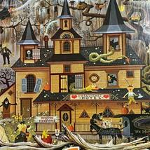 Buffalo games wysocki tower or pleasure hotel 500 piece puzzle complete - $12.43