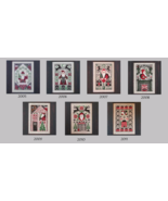 FULL BUNDLE KITS Santa Limited Edition charts (7 kits) Prairie Schooler  - $168.00