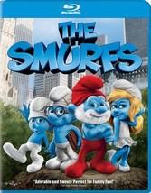 Smurfs (2011/Blu-Ray/Dol Dig 5.1/Ws 1.78/Eng/Fren-Paris/Chine-Mand)